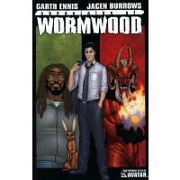 【预订】Garth Ennis' Chronicles of Wormwood