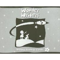 【预订】Wonder Writers: Writing Strategy Cards, Grade 1