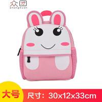 儿童书包幼儿园男女童小孩1-3-5-6岁宝宝可爱卡通韩版潮双肩背包xx