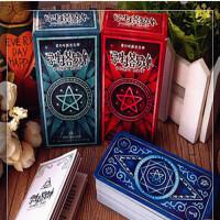 桌游卡牌学生塔罗牌经典占卜休闲聚会桌面游戏纸牌便携卡牌