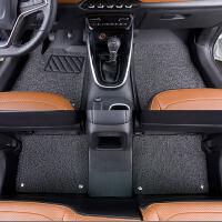 全包围丝圈汽车脚垫 款 专车专用定制防水防滑易清洗SN9502