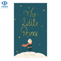 英文原版 小王子 The Little Prince 精装收藏版 世界经典儿童文学小说 Wordsworth Colle