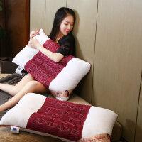 羽丝绒定型枕头护颈椎枕养生助睡眠单人枕芯一对拍2