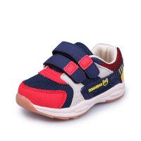 宝宝运动鞋1-2-3岁4男女童秋冬鞋儿童冬季棉鞋秋季小童加绒机能鞋