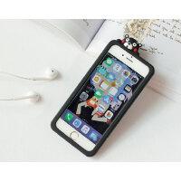 【当当自营】KUMAMON 酷MA萌 趴趴公仔版硅胶手机壳 iPhone7P SJZB0003-7P
