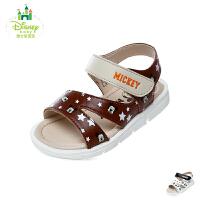 迪士尼Disney童鞋2018新款婴幼童学步鞋萌趣儿童凉鞋轻软舒适宝宝鞋(0-4岁可选) HS1070