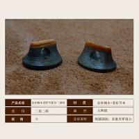 金丝楠木老松节复合二泉码子专业演奏级二胡乐器配件