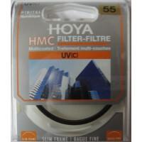 保谷 HOYA HMC 55mm UV镜