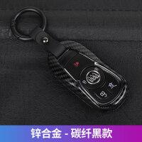 于别克昂科威钥匙包新君越君威昂科拉威朗GL6钥匙壳扣套改装 汽车用品