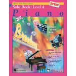 【预订】Alfred's Basic Piano Course Top Hits! Solo Book, Bk 4