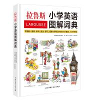 拉鲁斯小学英语图解词典