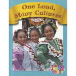 【预订】One Land, Many Cultures 9780736839587