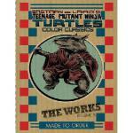 【预订】Teenage Mutant Ninja Turtles: The Works Volume 3