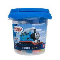 得力(deli) 6481 托马斯系列儿童玩具彩泥橡皮泥手工玩具套装12色 蓝色 当当自营