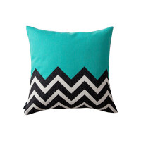 北欧风格简约靠枕靠垫抱枕套不含芯棉麻客厅床头沙发大抱腰靠定制
