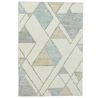手工羊毛地毯 家用欧式客厅沙发茶几垫房间卧室床边毯 G 03