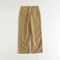 男士休闲裤 直筒工装防泼水面料长裤52S