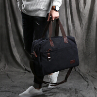 20180810201949513欧美潮流男包帆布包单肩包户外大容量旅行背包斜挎包休闲手提包男