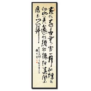 中国书法家协会会员 中国书法协会江苏分会会长 武中奇《书法》