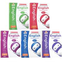 【全店300减110】英文原版国家课程英语实践练习册5本NATIONAL CURRICULUM ENGLISH PRAC