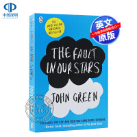 英文原版 无比美妙的痛苦 The Fault In Our Stars 星运里的错 电影原著 全英文版英语畅销青春爱情小