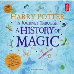 Harry Potter - A Journey Through A History of Magic 英文原版 大英