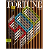 进口原版年刊订阅 FORTUNE财富 商业经济杂志 美国英文原版 年订12期