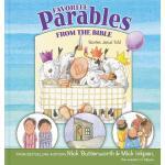 【预订】Favorite Parables from the Bible: Stories Jesus Told