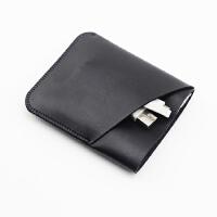 希捷固态移动硬盘保护套 整理收纳包 硬盘包 保护袋 立体款 黑色
