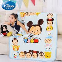 迪士尼(Disney)法兰绒儿童午睡盖毯珊瑚绒新生儿婴儿毛毯宝宝云毯毯子薄被