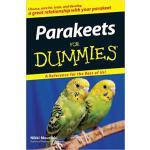 【预订】Parakeets for Dummies 9780470121627