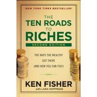 【预订】The Ten Roads to Riches, Second Edition 9781118445075