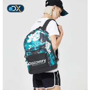 Discovery户外2018春夏男女通款20升印花时尚双肩背包EEBG80239