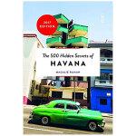 【500个隐藏秘密旅行指南】Havana,哈瓦那 英文原版旅游攻略