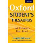 OXFORD STUDENTS THESAURUS PB 2012牛津学生词典新版 免费在线资源支持 原版进口 英文原版