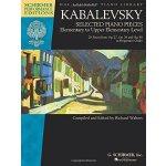 【预订】Dmitri Kabalevsky - Selected Piano Pieces: Elementary t