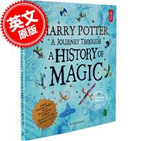 现货 哈利波特 一场魔法历史的旅程 魔法史之旅 英文原版 Harry Potter A Journey Through