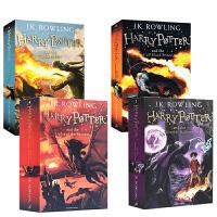 英文原版小说 哈利波特系列4-7部 Harry Potter and the Deathly Hallows/the G