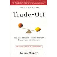 TRADE-OFF(ISBN=9780385525954) 英文原版