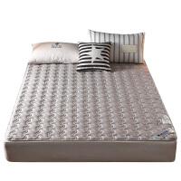床垫加厚1.5/1.8m床褥子垫被防滑薄学生宿舍床褥垫保护垫 ★加密加厚透气款-欧尼【全棉防螨 双面可用】