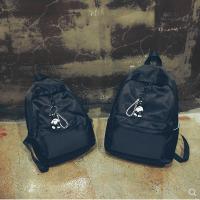 小男孩子背包潮韩版轻便防水布包童中大童儿童双肩包学生书包