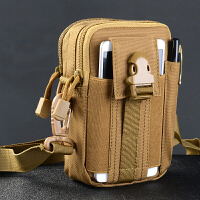 户外军迷腰包挂件6.0寸手机腰包战术单肩背包挂包 配件包