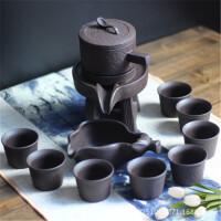 白领公社 茶具套装 功夫整套旅行加厚过滤式耐高温大容量茶杯办公家用陶瓷茶盘泡茶壶茶具