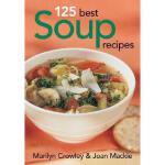 【预订】125 Best Soup Recipes