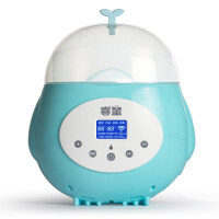 婴儿温奶器暖奶器二合一自动智能热奶恒温器加热器保温奶瓶消毒器a467