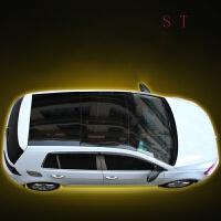 大众天窗膜 车顶膜 全景天窗装饰贴膜 车身改色膜 贴膜