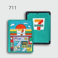 日系笔槽 新ipad 9.7保护套 ipad6th软胶皮壳A1893笔套18款pencil
