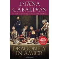 英文原版现货 Dragonfly in Amber 琥珀里的蜻蜓
