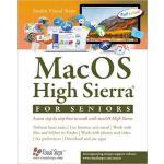 【预订】MacOS High Sierra for Seniors 9789059054448