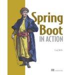 【预订】Spring Boot in Action 9781617292545